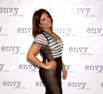 HAWTHORNE, NJ - MARCH 30: Kathy Wakile attends the envy By Melissa Gorga Fashion Show at Macaluso's on March 30, 2016 in Hawthorne, New Jersey. (Photo by Paul Zimmerman/WireImage)