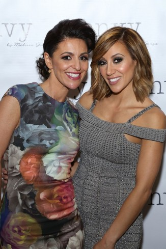 HAWTHORNE, NEW JERSEY - MARCH 30: Robyn Levy and Melissa Gorga attend the Envy by Melissa Gorga Fashion Show at Macaluso's on March 30, 2016 in Hawthorne, New Jersey. (Photo by Manny Carabel/Getty Images)